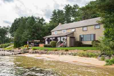 Laconia Single Family Home Active Under Contract: 44 Indian Path