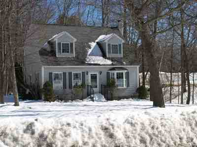 Somersworth Single Family Home For Sale: 18 Cornfield Drive