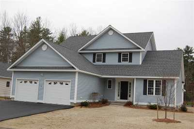 Merrimack Single Family Home For Sale: 8 Orchard Drive
