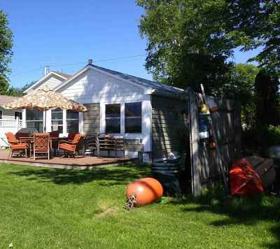 Alburgh Single Family Home For Sale: 174 Kirk And Fitts Road
