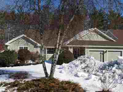Hopkinton Condo/Townhouse For Sale: 108 Peaked Hill Road