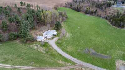 Orleans County Single Family Home For Sale: 146 White Road