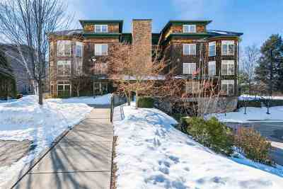 Chittenden County Condo/Townhouse For Sale: 35 Claire Point Road #35