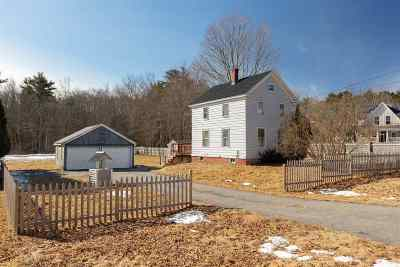 Single Family Home For Sale: 218 Locke Road