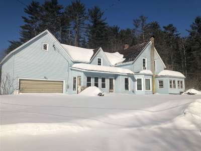 Caledonia County Single Family Home For Sale: 61 McKennon Drive