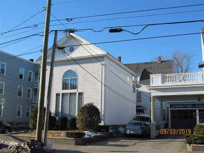Manchester Multi Family Home For Sale: 106 Bridge Street
