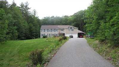 Weare Single Family Home For Sale: 101 Merrill Road
