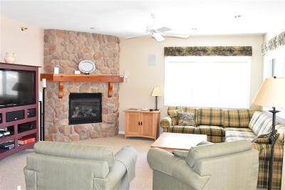 Cambridge Condo/Townhouse For Sale: Kestrels 15/A At Smugglers Notch Resort