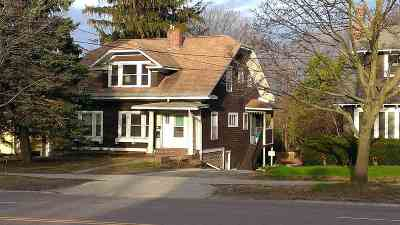 Chittenden County Multi Family Home For Sale: 183 Shelburne Street