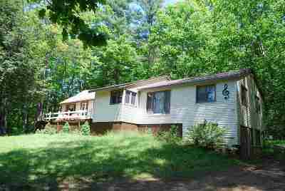 Belknap County, Carroll County, Cheshire County, Coos County, Grafton County, Hillsborough County, Merrimack County, Rockingham County, Strafford County, Sullivan County Single Family Home For Sale: 155 Tasker Shore Drive