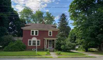 Nashua Single Family Home For Sale: 32 Cushing Avenue