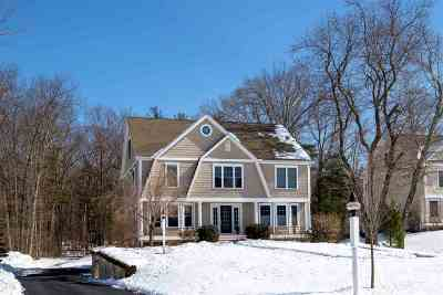 Stratham Single Family Home Active Under Contract: 36 Chisholm Farm Drive