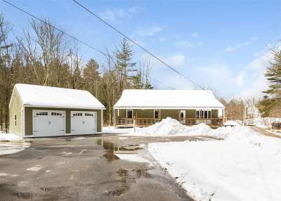 Milford Single Family Home For Sale: 53 Colburn Road