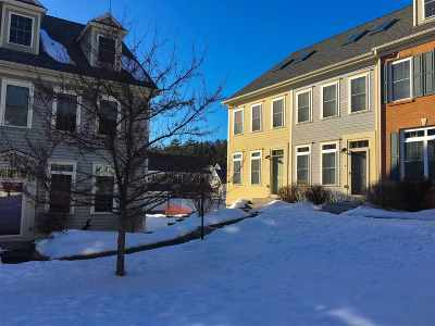 Hanover NH Condo/Townhouse Active Under Contract: $509,000