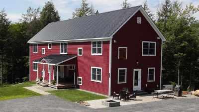 Burke Condo/Townhouse For Sale: 1089 Mountain Road #Unit A1