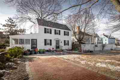 Single Family Home Active Under Contract: 14 Mechanic Street