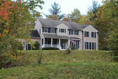 Milford Single Family Home For Sale: 90 McGettigan Road