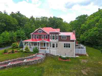 Bedford Single Family Home For Sale: 134 Nashua Road
