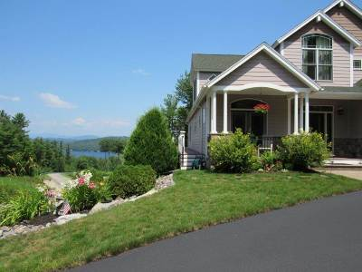 Laconia Single Family Home For Sale: 211 Soleil Mountain Road