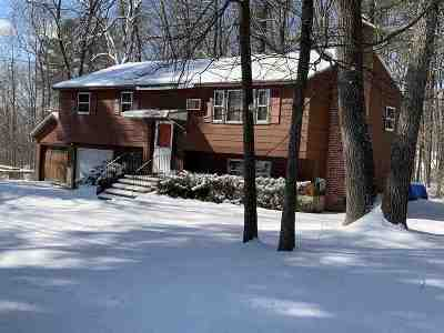 Derry Single Family Home Active Under Contract: 17 Berry Road
