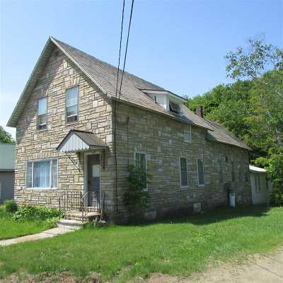 Whiting Multi Family Home For Sale: 3012 Vt Route 100