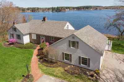 Dover Single Family Home For Sale: 300 Dover Point Road