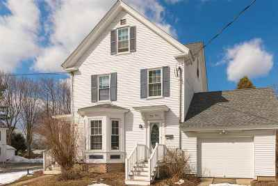 Exeter Multi Family Home Active Under Contract: 34 Jady Hill Ave