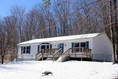 Somersworth Single Family Home Active Under Contract: 83 Buffumsville Road