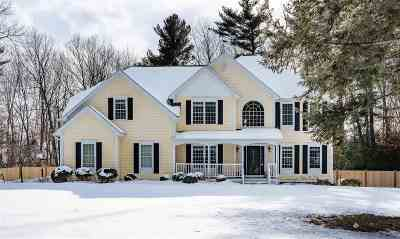 Windham Single Family Home Active Under Contract: 11 Ludlow Road