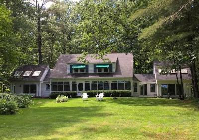 Moultonborough Single Family Home For Sale: 72 View Drive