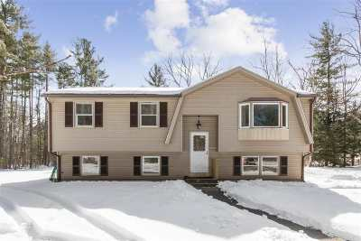 Merrimack Single Family Home Active Under Contract: 18 Turkey Hill Road
