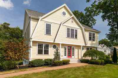 Stratham Single Family Home For Sale: 40 Chisholm Farm Drive
