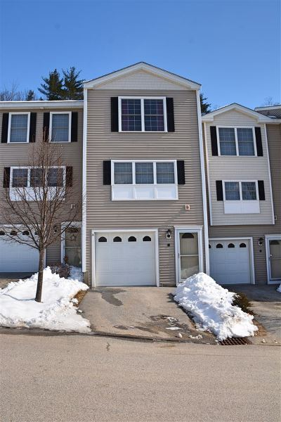 Laconia Single Family Home Active Under Contract: 19 Dillon Way #8