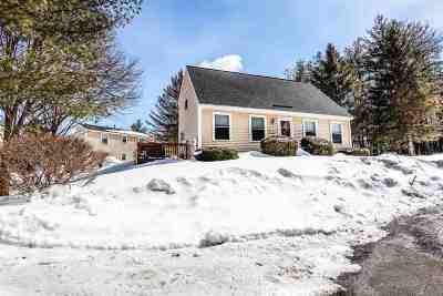 Concord Single Family Home For Sale: 5 Look Out Circle