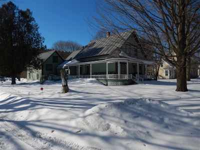 Newbury Single Family Home Active Under Contract: 5294 Main Street South
