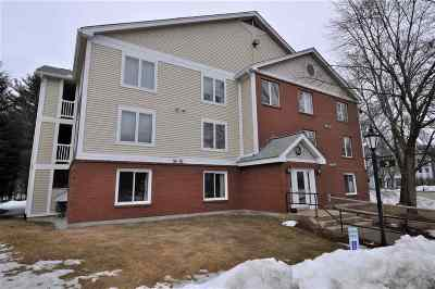 Goffstown Condo/Townhouse Active Under Contract: 3 Timberwood Drive #101