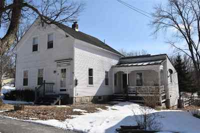 Brandon Single Family Home Active Under Contract: 2 Rossiter Street