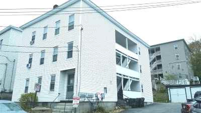 Manchester Multi Family Home For Sale: 33 Schuyler Street