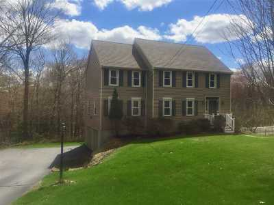 Stratham Single Family Home Active Under Contract: 68 High Street