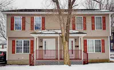 Manchester Multi Family Home For Sale: 1045 Merrill Street