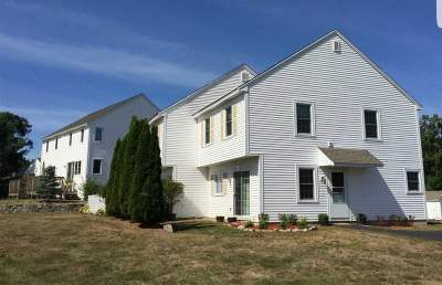 Milford Condo/Townhouse Active Under Contract: 477 N River Road #8