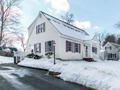 Nashua Single Family Home Active Under Contract: 6 Holly Drive
