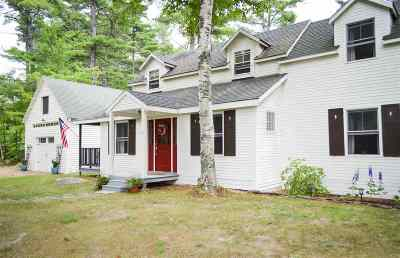 Wolfeboro Single Family Home For Sale: 2 Kehonka Hill Road
