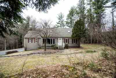 New Boston Single Family Home For Sale: 143 Bedford Road