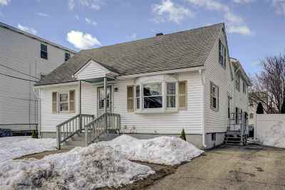 Manchester Single Family Home Active Under Contract: 86 Batchelder Avenue #1