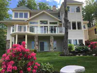 Laconia Single Family Home For Sale: 17 Soleil Mountain