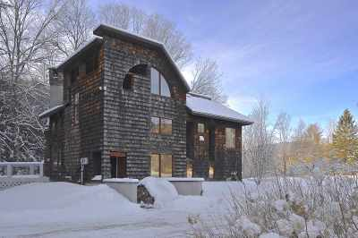 Addison County Single Family Home For Sale: 1402 Vt Route 125 Highway