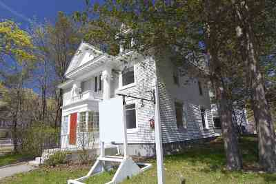 Laconia Single Family Home For Sale: 771 N Main Street