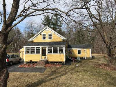 Salem Single Family Home For Sale: 98 Haverhill Road
