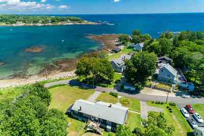 York Single Family Home For Sale: 33 Bay Haven Road